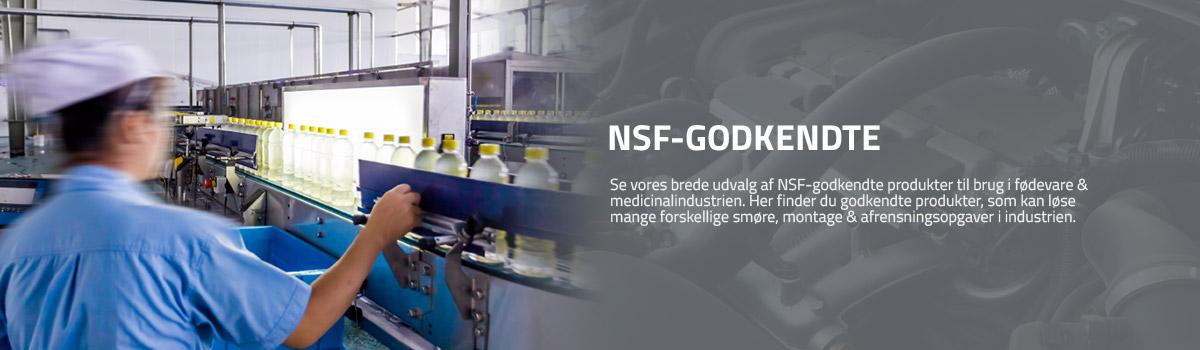 NSF-Godkendt
